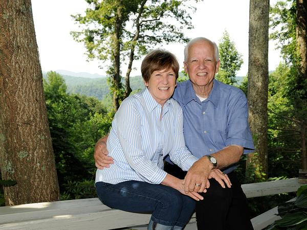 Joseph & Mary from Lake Lure, NC, United States