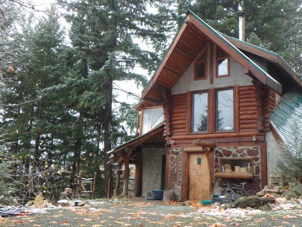 Housesitting assignment in Pemberton, British Columbia, Canada