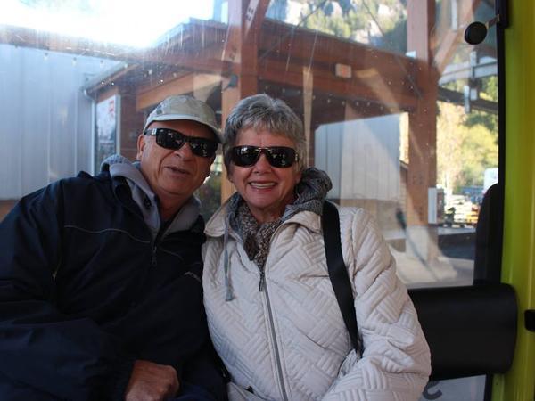 Dana & Henk from New Westminster, British Columbia, Canada