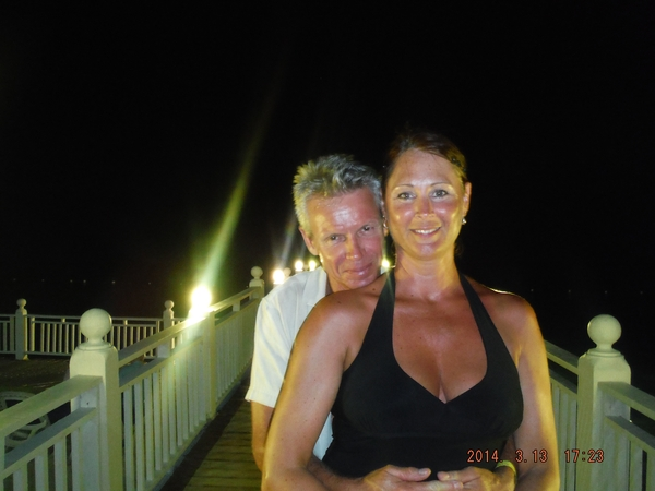 Lori & Dave from Oliver, British Columbia, Canada