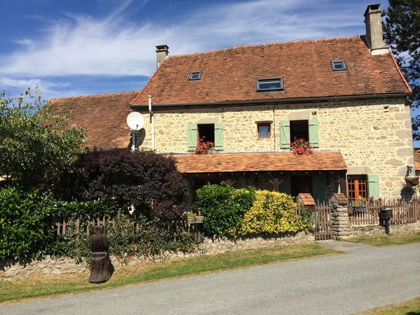 Housesitting assignment in Gouzon, France