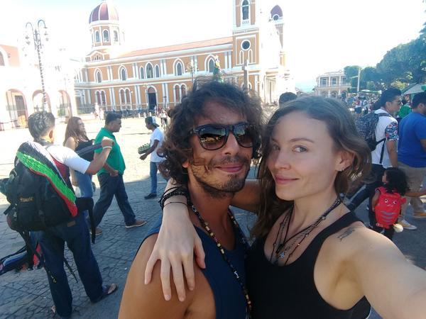 Carolina & Lucas from Santa Teresa, Costa Rica