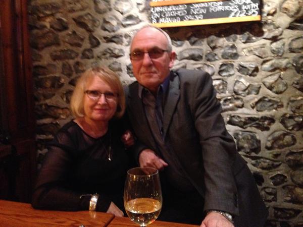 Mairi & James from Margate, United Kingdom