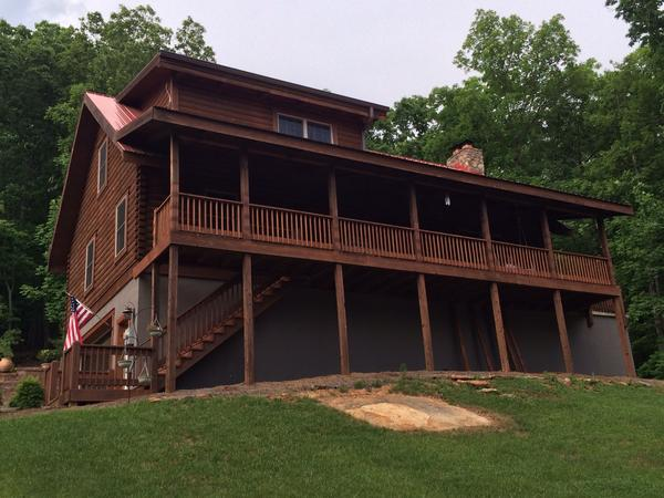 Housesitting assignment in Lynchburg, Virginia, United States