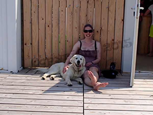 Abbie from Montréal, QC, Canada