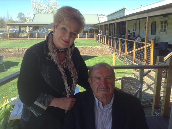 Jill & Peter from Adelaide, South Australia, Australia