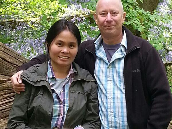 Roger & Catherine from Bristol, United Kingdom