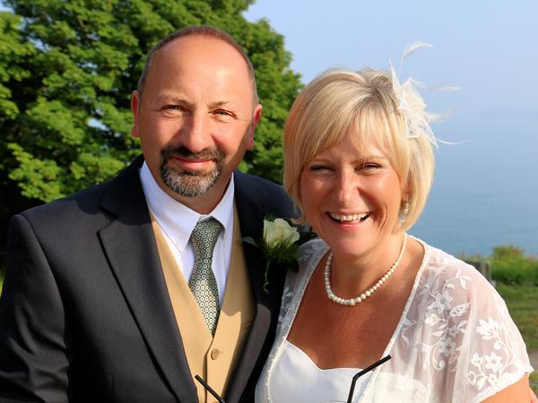 Andrew & Sarah from Axminster, United Kingdom