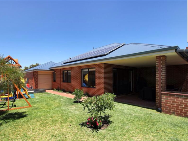 House sitter needed energetic young staffy and a cat on the edge of the Swan Valley