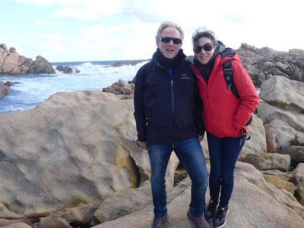 Gérard & katia & Katia from Nice, France