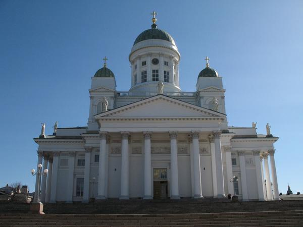 Housesitting assignment in Helsinki, Finland