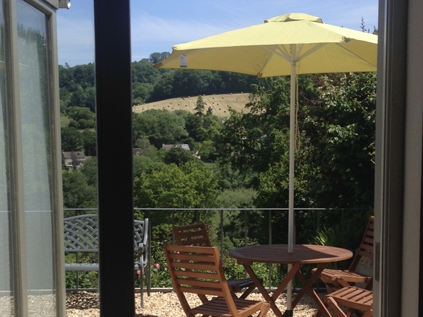 4 bed House situated on the edge of Stroud with beautiful views.
