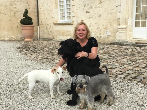 Michele from Vaison-la-Romaine, France
