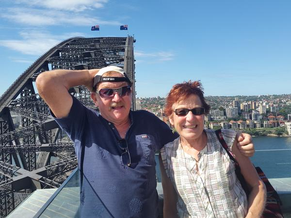 David & Christina from Maidstone, United Kingdom