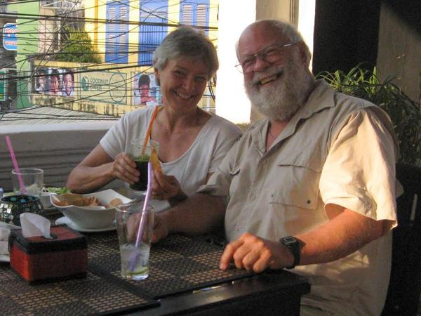 John & Jackie from Chilliwack, British Columbia, Canada