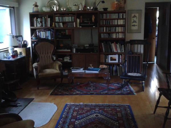 Housesitting assignment in Nehalem, Oregon, United States