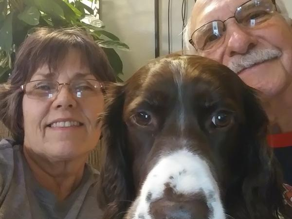 Roberta & Jim from Glide, Oregon, United States