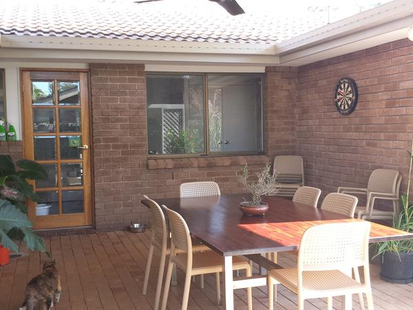 Housesitting assignment in Logan City, Queensland, Australia