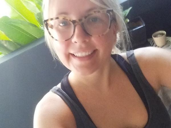 Jodie from Manhattan, New York, United States