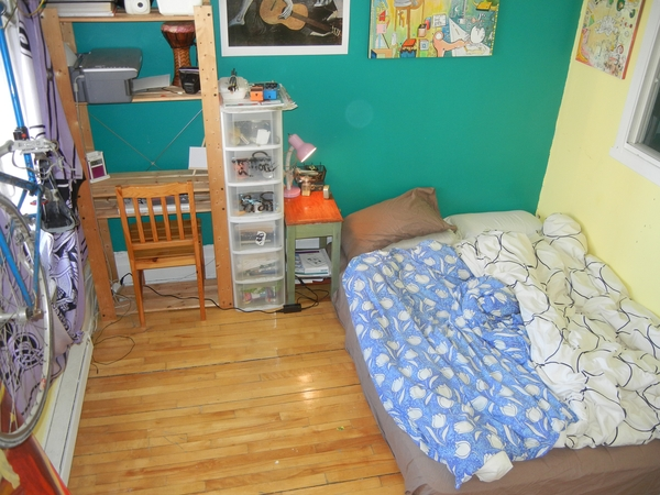 Pet and House sitterneede in Montreal Mile-End for May