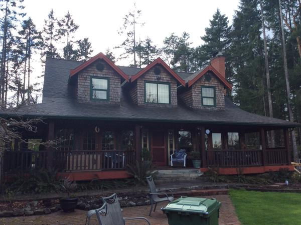 Housesitting assignment in Nanaimo, BC, Canada