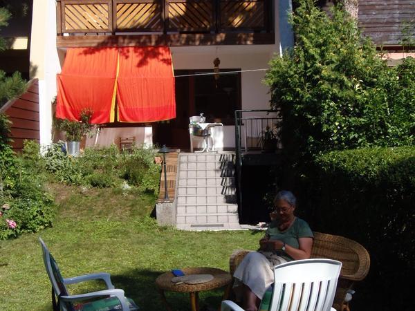 Housesitting assignment in Mödling, Austria