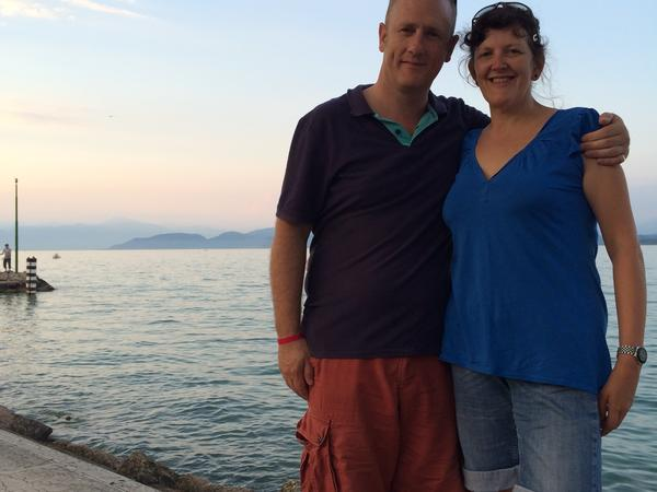 Jo & Bill from Wokingham, United Kingdom