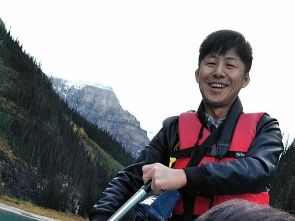 Ryoma from Banff, Alberta, Canada