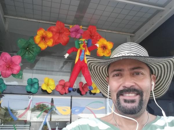 Diego alberto from Bogotá, Colombia