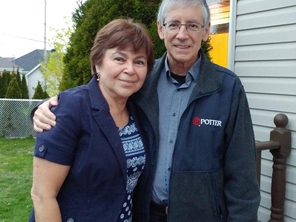 Michel & Sonia from Montréal, QC, Canada