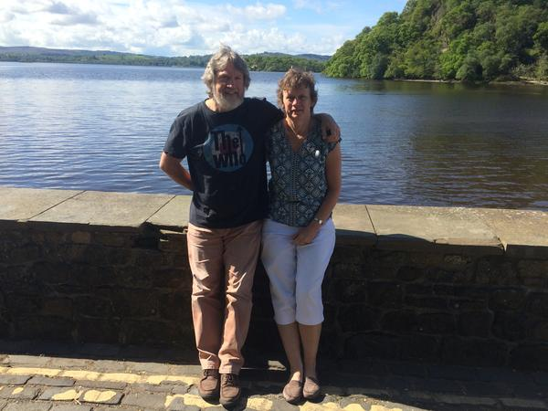 Laura & David from Edinburgh, United Kingdom