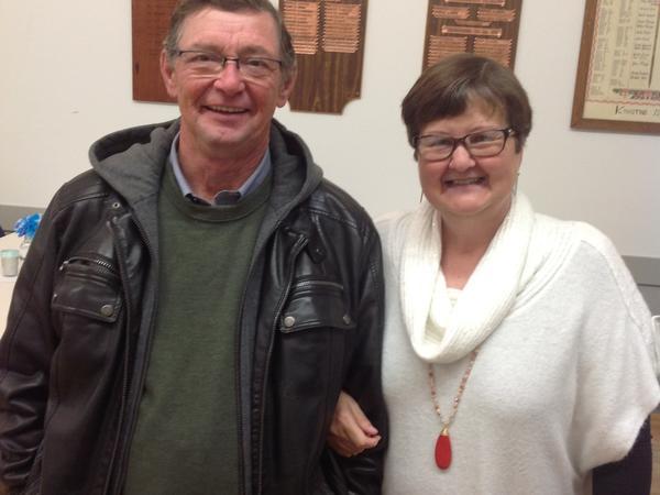 Brenda & John from Tuffnell, SK, Canada