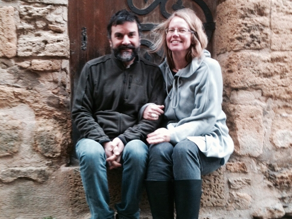 Liz & Patrick from Pertuis, France