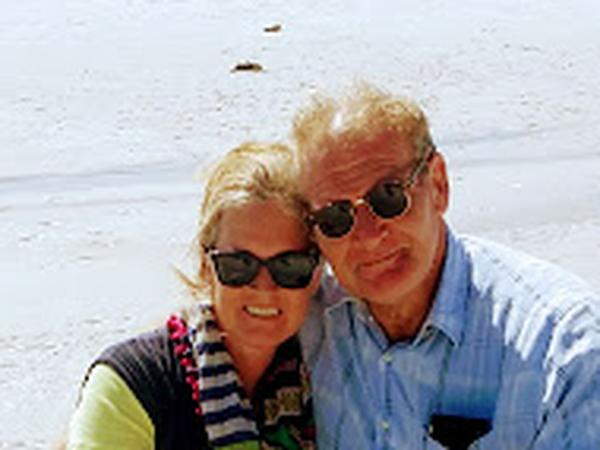 Lyn & Peter from Wingham, New South Wales, Australia