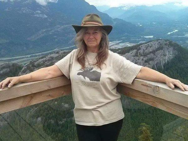 Jane from 100 Mile House, British Columbia, Canada