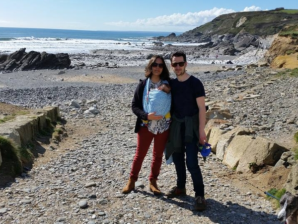 Catarina & Miles from Sandon, United Kingdom