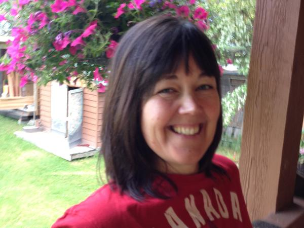 Pamela from Revelstoke, British Columbia, Canada