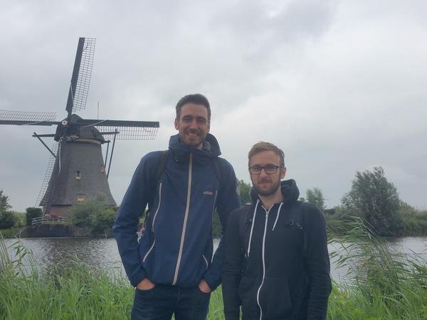 Simon & Michael from Hull, United Kingdom