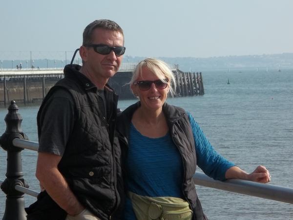 Rose & Craig from Devonport, United Kingdom