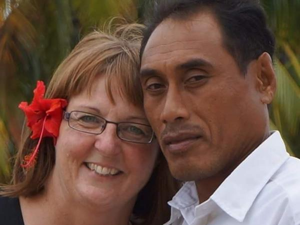 Maureen & Robert from Hamilton, New Zealand