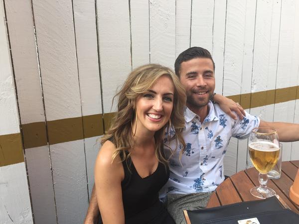 Hayley & Michael from Blackpool, United Kingdom