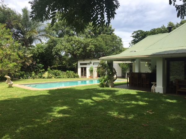 Housesitting assignment in Lusaka, Zambia