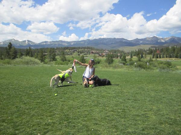 Andrea from Buena Vista, Colorado, United States