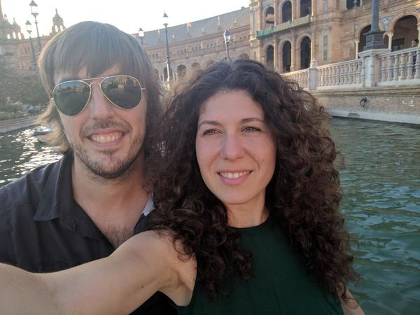 Sebastian & Elizabet paula from Buenos Aires, Argentina