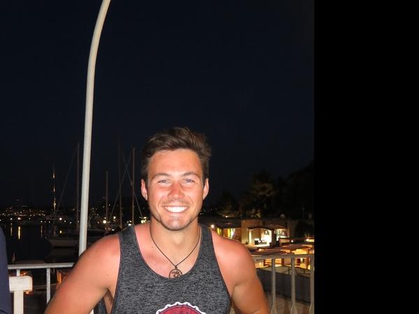 Jamie from Ibiza, Spain