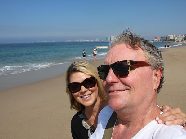 Rick & Caroline from San Miguel de Allende, Mexico