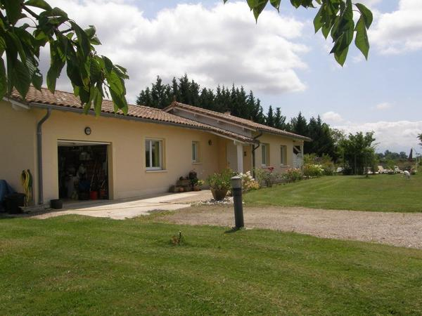 Housesitting assignment in Caussade, France