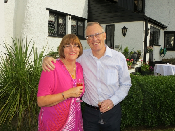 Carol & Peter from Bovey Tracey, United Kingdom