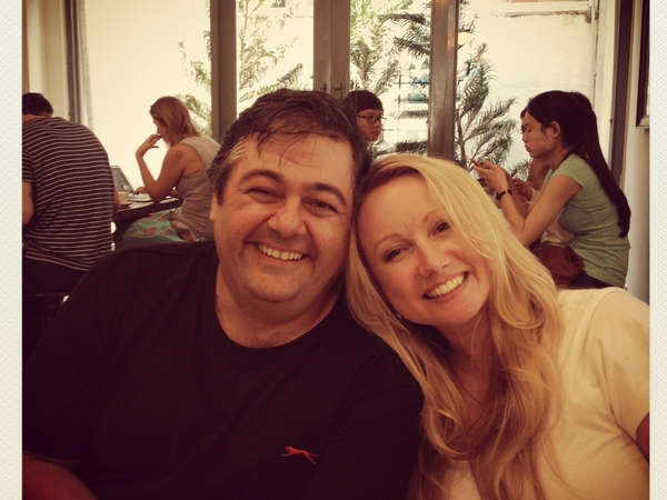 Karletta & John from Brisbane, QLD, Australia