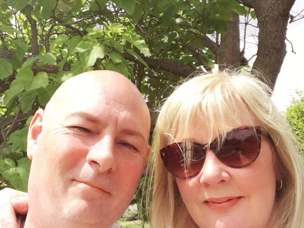 Sandra & Paul from Huntingdon, United Kingdom